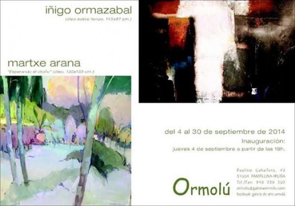 Iñigo Ormazabal -Martxe Arana