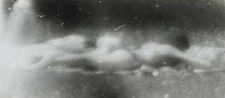 `Untitled´ Circa 1960-1980. Pieza única. Gelatina de plata sobre Baryt. 45,3 x 35,3 cm medidas con marco © Foundation Tichy Ocean. Cortesía Ivorypress