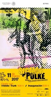 Sigmar Polke. Música de un origen desconocido