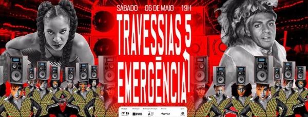 Travessias 5: Emergência - Arte Contemporânea na Maré