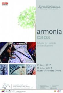 ARMONÍA Y CAOS. Imagen cortesía Museo Alejandro Otero