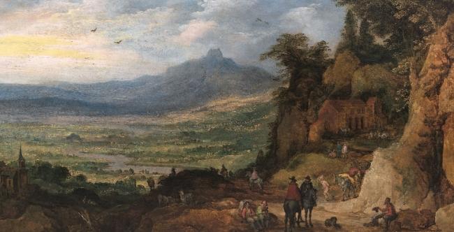 Rubens – Cortesía de la Fundación Cajamurcia