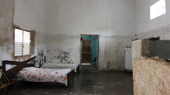 Celia Yunior & Henry Eric Hernández. Bendita prisión, 2017-2019 — Cortesía del Centro Botín