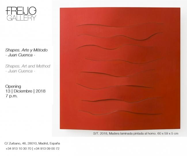 Juan Cuenca | Shapes. Arte y Método