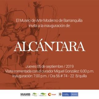 Exposición Alcántara MAMB