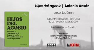 Antonio Ansón. Hijos del agobio