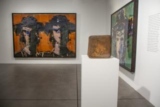 """Vista de la exposición """"Arte español a partir de la Colección Würth"""" — Cortesía del Museo Würth La Rioja"""