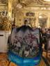 Desfile Genoveva Hita en la II Spanish Arab Fashion Week.
