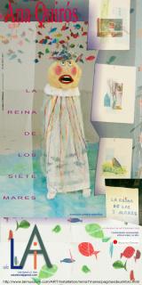 Cartel diseñado por Begoña Muñoz