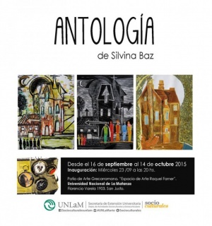 Antología de Silvina Baz
