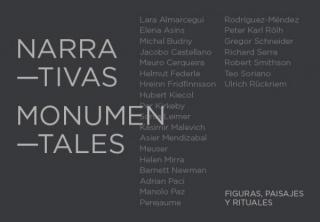 Narrativas monumentales: figuras, paisajes y rituales