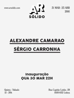 Alexandre Camarao / Sérgio Carronha