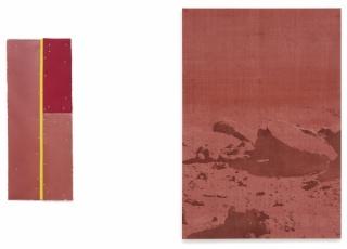 Alessandro Carano, Chronodrama, 2017 // Francesco João Scavarda, sem título / untitled (satellite), 2017