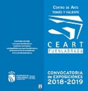 Convocatoria de exposiciones 2018-2019