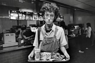 Marcos López. Enrique Mario. Buenos Aires, Argentina, 1982