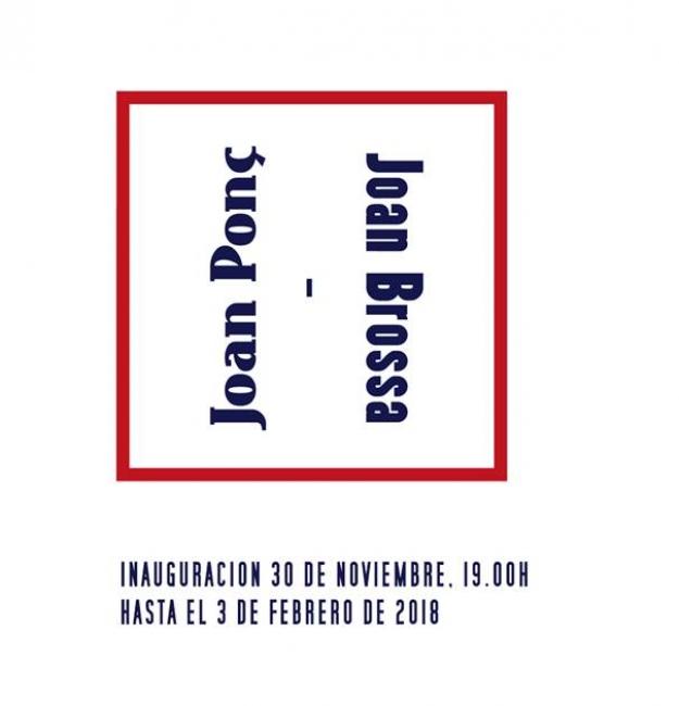 Joan Ponç - Joan Brossa