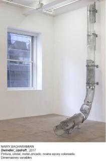 Nairy Baghramian, Dwindler_Updraft, 2017 – Cortesía del Museo Nacional Centro de Arte Reina Sofía