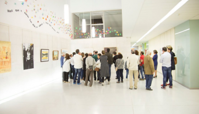Exposición Mazacote de Oro 2017