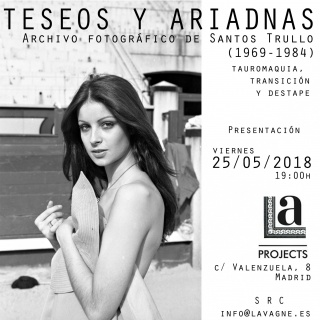 Invitación: Teseos y Ariadnas