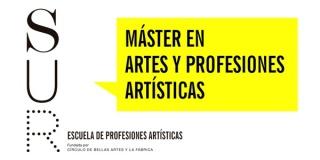 Máster en Artes y Profesiones Artísticas
