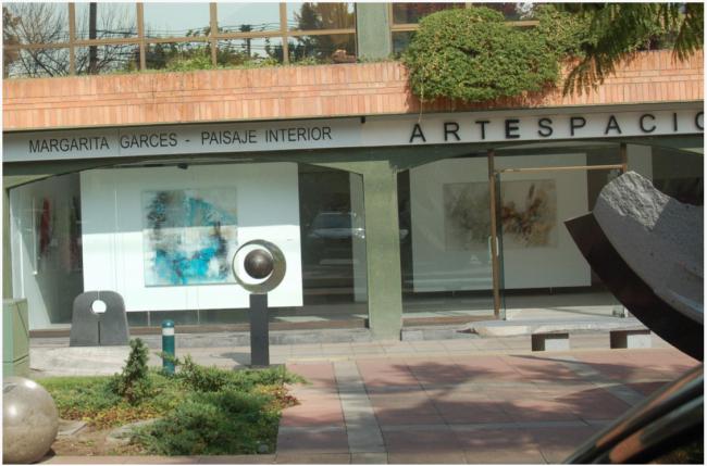 Exposicion Paisaje interior