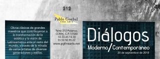 Diálogos: Moderno/Contemporáneo