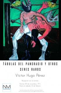 Fábulas del Pancracio y otros seres raros. Imagen cortesía NM Contemporáneo