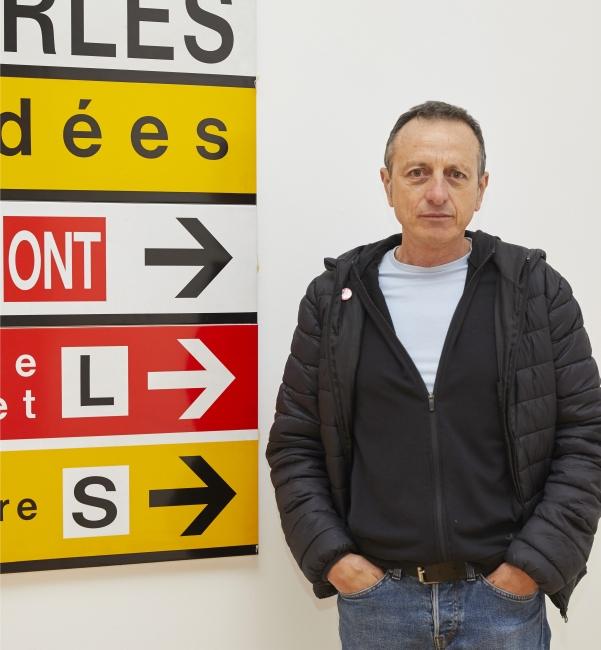 Retrato de Rogelio López Cuenca