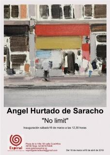 Angel Hurtado de Saracho. No limits