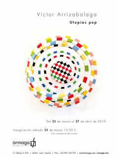 Víctor Arrizabalaga. Utopías pop
