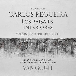 Carlos Regueira. Los paisajes interiores