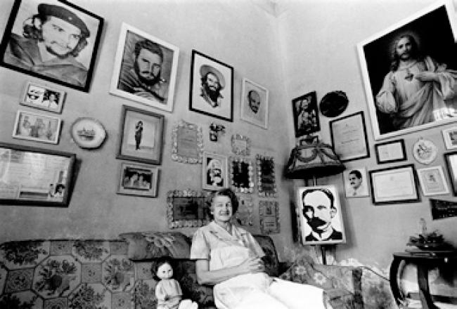 La memoria compartida. La Habana, 1986 — Cortesía del Festival PHotoEspaña