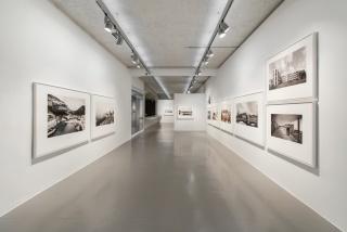 Dionisio González, 'Concrete Island'. Ivorypress, Madrid, España — Cortesía de Ivorypress