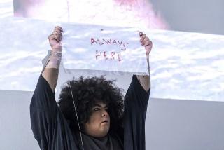 Jota Mombaça, How old is suffering?, 2018. Performance. Photo: Anna Cerato.