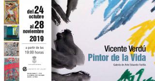 VICENTE VERDÚ, PINTOR DE LA VIDA.