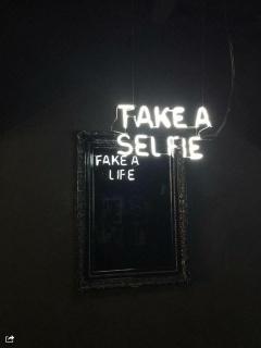 TAKE A SELFIE / FAKE A LIFE Camilo Matiz