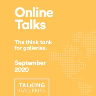 """Online Talks"" - A new series of virtual conversations"