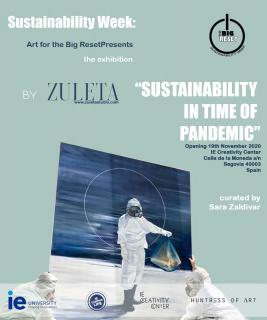 "ALEXANDER ZULETA ""Sustainability in Pandemic Times"""