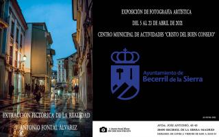 Extracción pictórica de la realidad de J. Antonio Fontal Álvarez