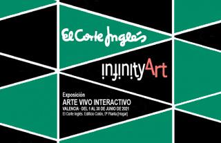 Arte Vivi Interactivo Infinity Art El Corte Inglés Junio 2021