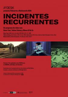Videoarte a Medianoche Barcelona