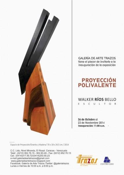 Walker Ríos Bello, Proyección polivalente
