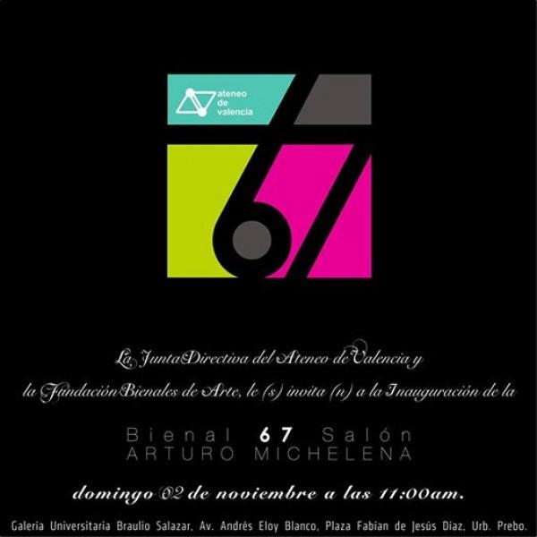 67ª Bienal Salón Arturo Michelena