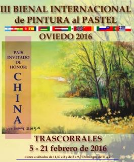 III Bienal Internacional de Pintura al Pastel