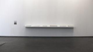 Adán Vallecillo, Teli veloci, 2013. Fotografía - telas, dimensiones variables. Única