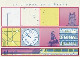 La ciudad en viñetas. Roberto Massó