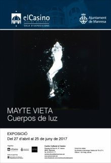 Mayte Vieta. Cuerpos de luz