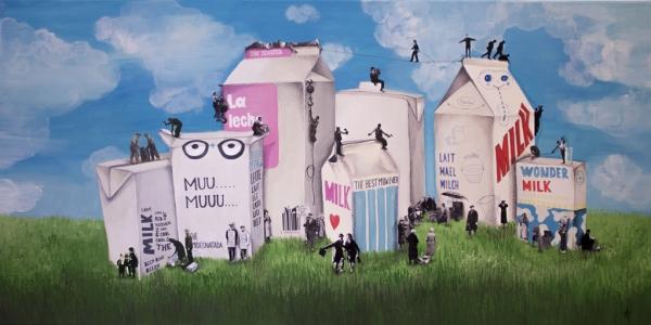 Ana Torralba Loyo, Donde viven las vacas (1º Premio)