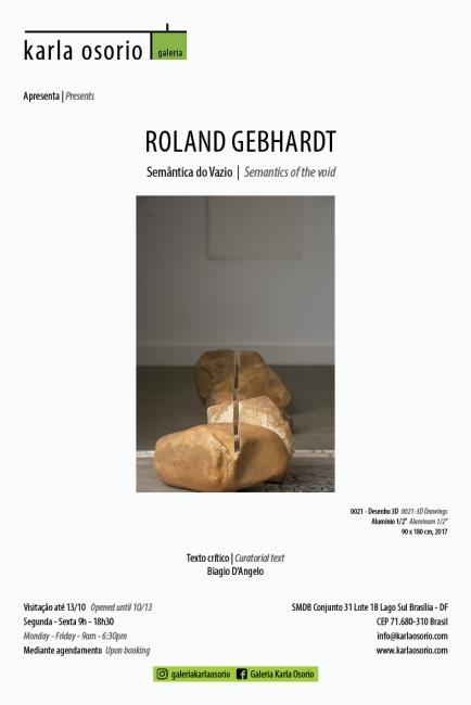 Roland Gebhardt. LV0015