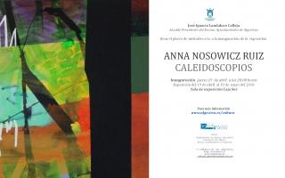 Anna Nosowicz Ruiz. Caleidoscopios
